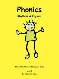Phonics Rhythms and Rhymes K by Dr Rasool D. Malik image