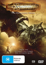 Dungeons And Dragons - The Elemental Might on DVD