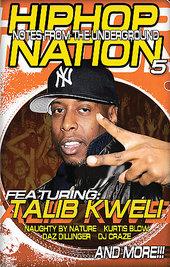Hip Hop Nation - Vol. 5 on DVD