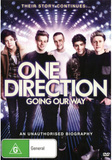 One Direction: Going Our Way on DVD