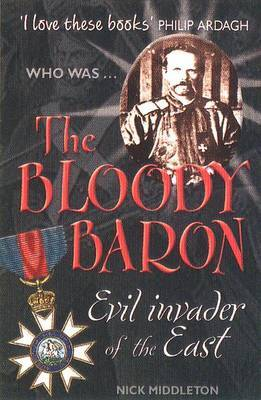 Bloody Baron by Nick Middleton image