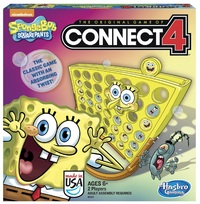 SpongeBob SquarePants: Connect 4 Game