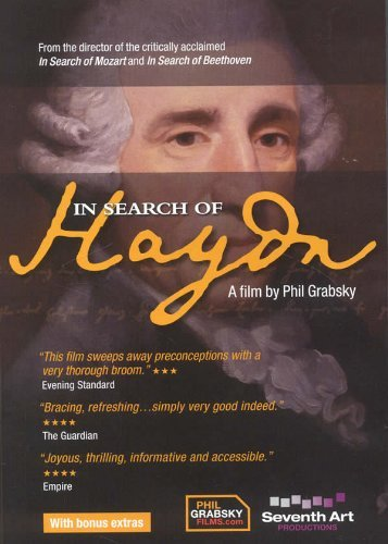 In Search Of Haydn on DVD