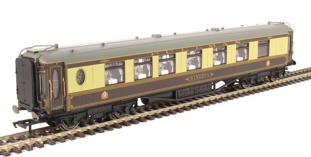 Hornby: Pullman First Class Kitchen Car 'Minerva'