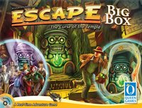 Escape: The Curse of the Temple - Big Box Edition