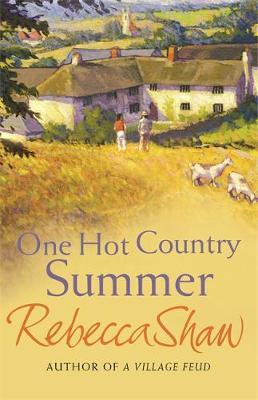 One Hot Country Summer by Rebecca Shaw image