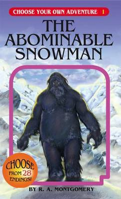 Abominable Snowman by Choose Your Own Adventure image