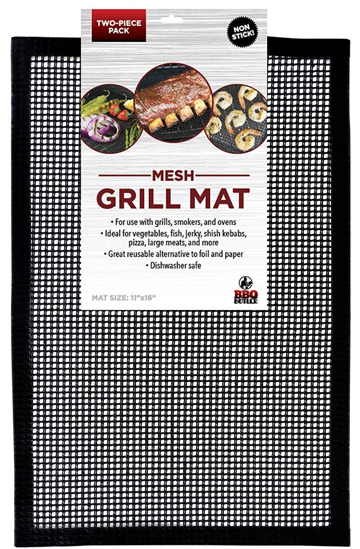 BBQ Butler - Non-Stick Mesh Grill Mat (Single) image