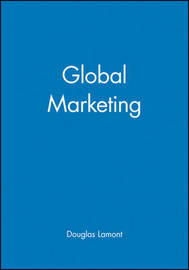 Global Marketing by Douglas Lamont image