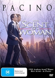 Scent of a Woman on DVD
