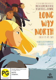 Long Way North on DVD