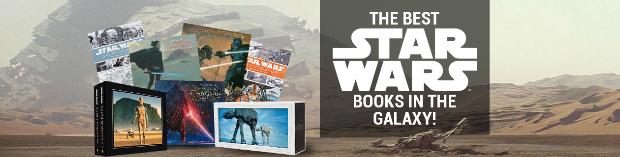 Star Wars Books!