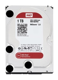 """1TB WD Red - 3.5"""" IntelliPower NAS HDD (5400RPM) image"""