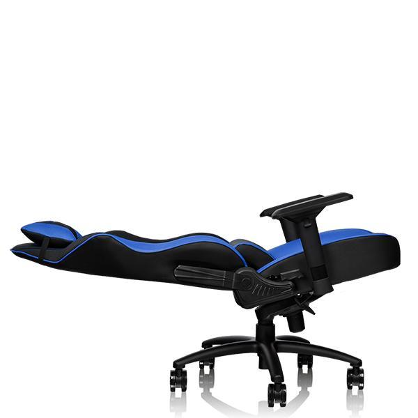 Thermaltake GT Comfort Gaming Chair (Blue and Black) for  image