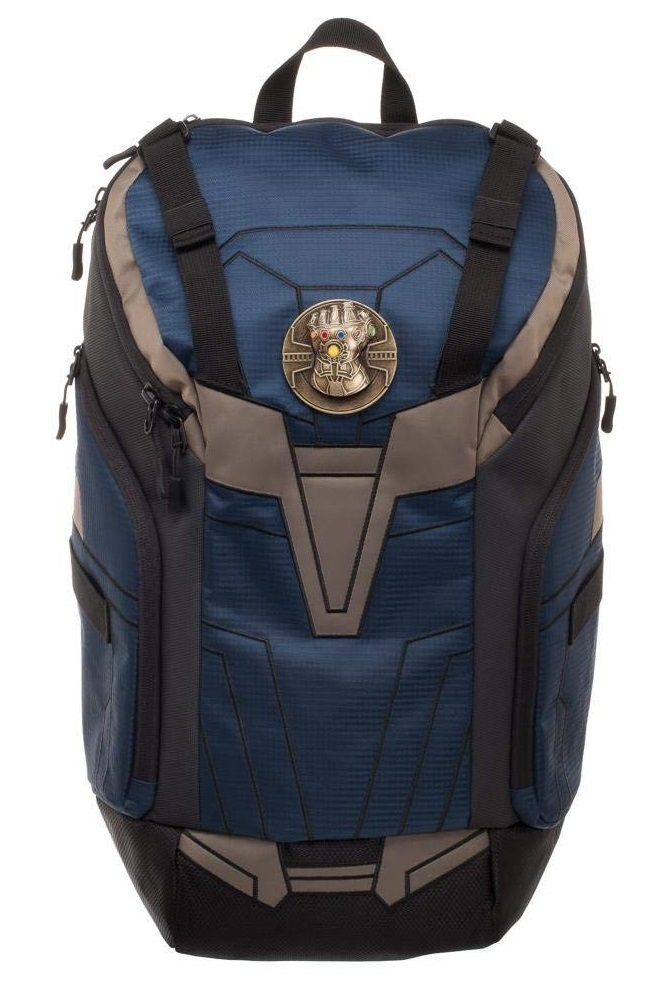 Marvel: Infinity War Thanos Inspired - Rear Zip Backpack image