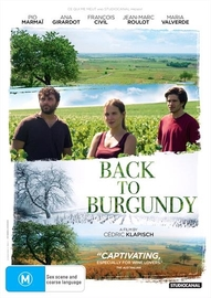 Back To Burgundy on DVD