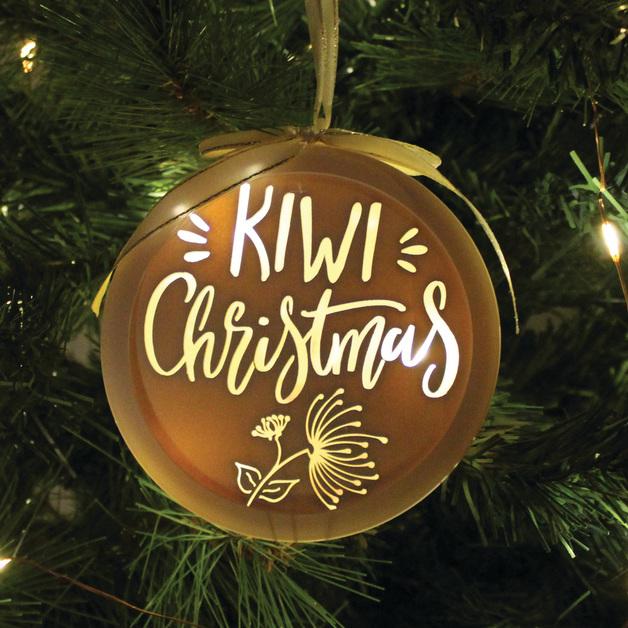 Moana Road: Christmas Light - Kiwi Christmas
