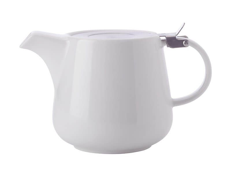 Maxwell & Williams: White Basics Teapot with Infuser image