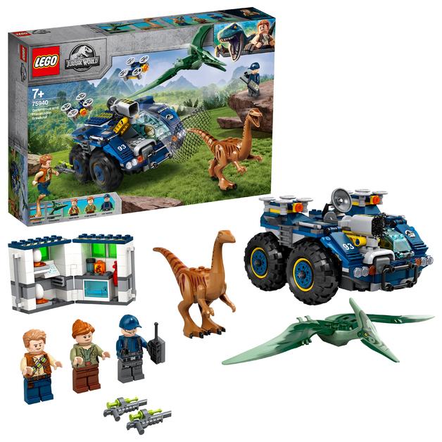LEGO Jurassic World - Gallimimus & Pteranodon Breakout (75940)
