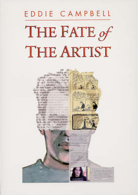 The Fate of the Artist by Eddie Campbell image