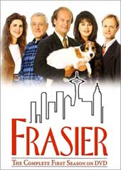 Frasier - Season 1 on DVD
