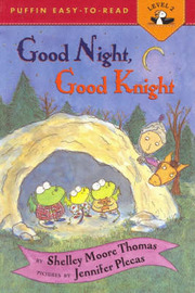 Good Night, Good Knight by Shelley Moore Thomas image