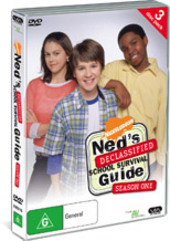 Ned's Declassified School Survival Guide - Season 1 (3 Disc Set) on DVD