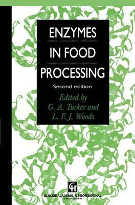 Enzymes in Food Processing by Gregory A. Tucker image