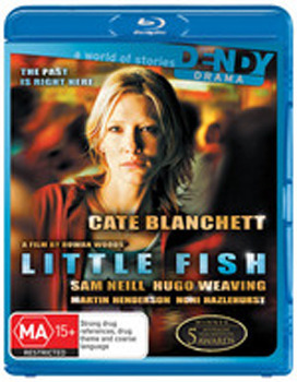 Little Fish on Blu-ray