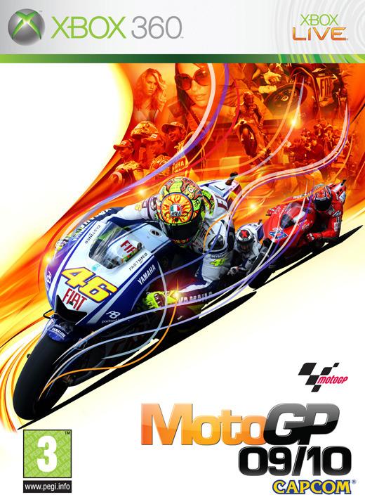 MotoGP 09/10 for Xbox 360