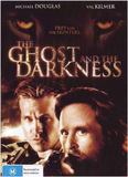 The Ghost and The Darkness DVD