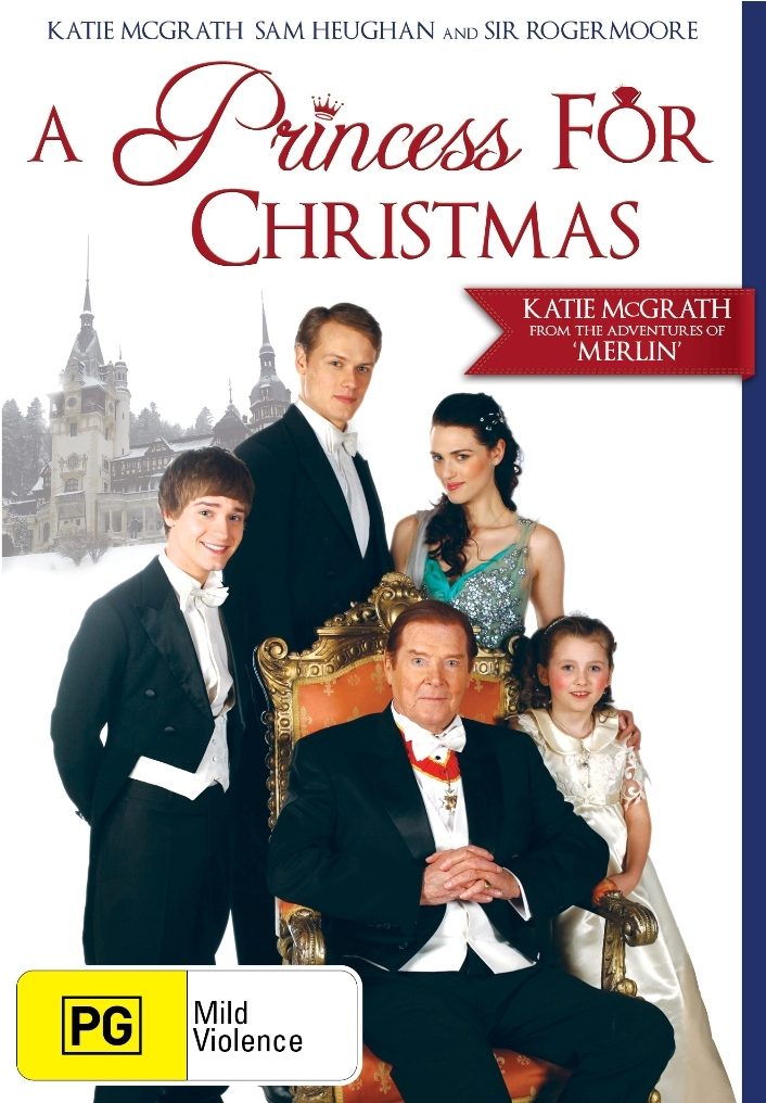 A Princess for Christmas   DVD   Buy Now   at Mighty Ape Australia