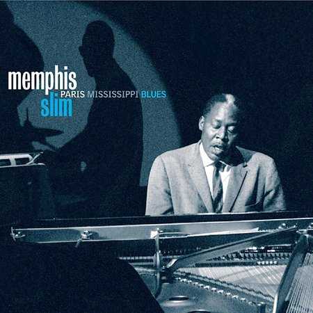 Paris Mississippi Blues by Memphis Slim image