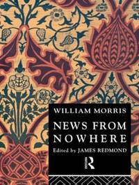 News from Nowhere by William Morris image