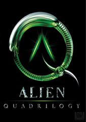 Alien Quadrilogy Collection (9 Disc Box Set) on DVD