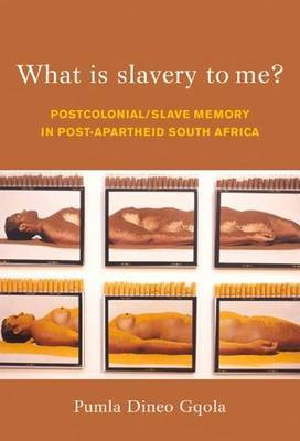 What is slavery to me? by Pumla Dineo Gqola