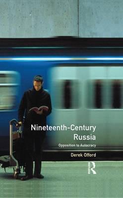 Nineteenth-Century Russia by Derek Offord image