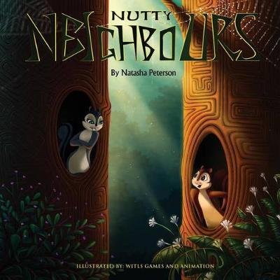 Nutty Neighbours by MS Natasha Peterson image