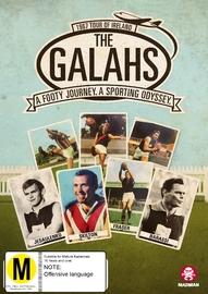 The Galahs on DVD