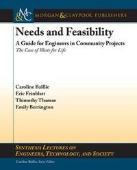 Needs and Feasibility by Caroline Baillie image