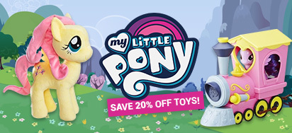 20% off My Little Pony!