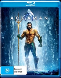 Aquaman on Blu-ray