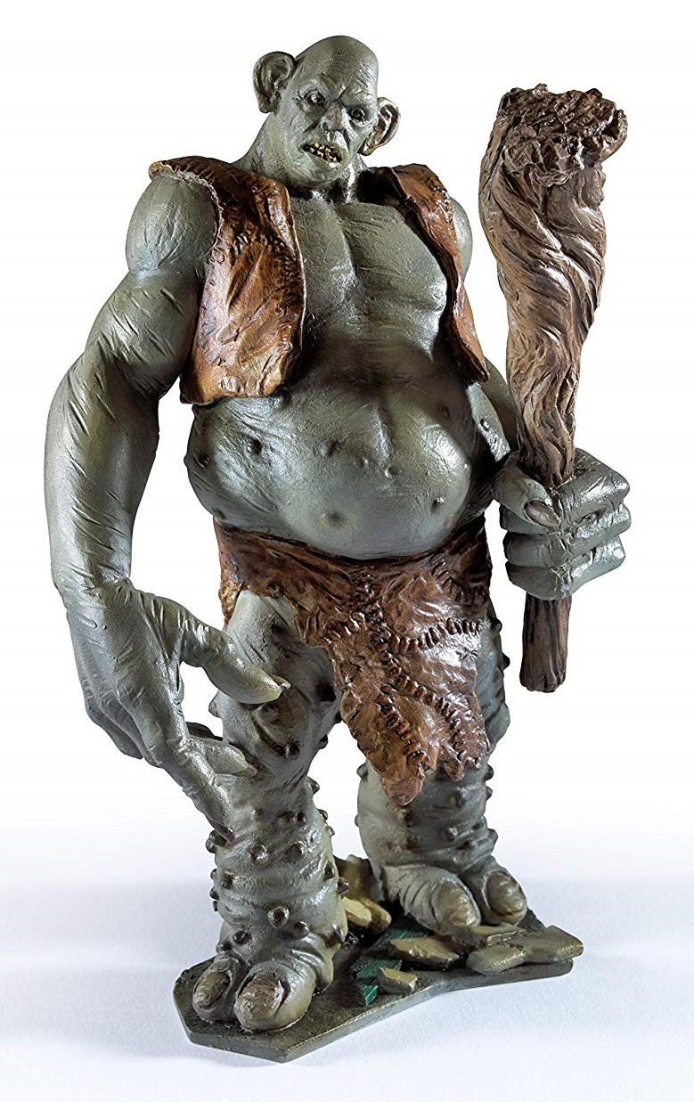 Harry Potter: Magical Creatures Diorama - Troll (No.12) image