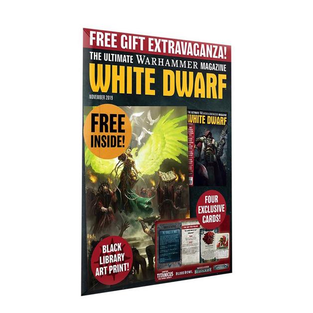 White Dwarf: November 2019