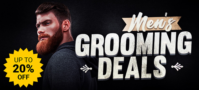 Men's Grooming Deals