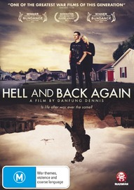 Hell and Back Again on DVD