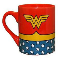 Wonder Woman Costume Collector Mug