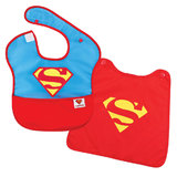 DC Comics SuperBib with Cape - Superman