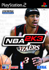 NBA 2K3 for PS2