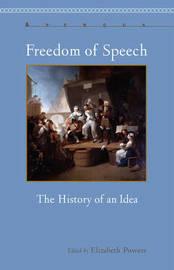 Freedom of Speech by Elizabeth Powers